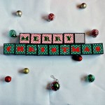 Holiday Decor: Reversible Christmas Blocks