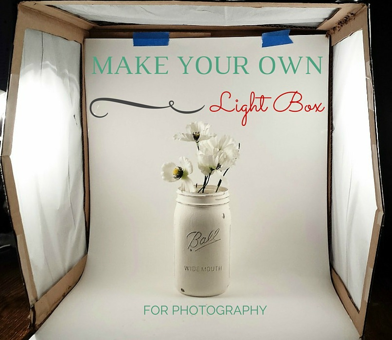 diy light box for photography. Black Bedroom Furniture Sets. Home Design Ideas