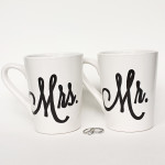 Sharpie Mugs {Transferring a Design}