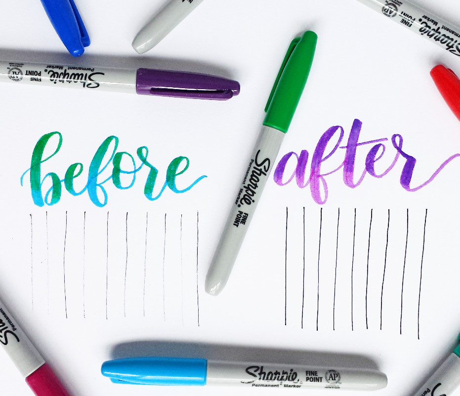 How To Revive Dried Up Sharpies